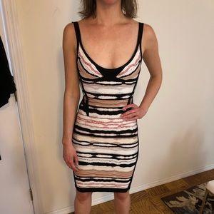 Herve Leger dress!